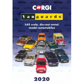 Corgi Vanguard 2020 Catalogue